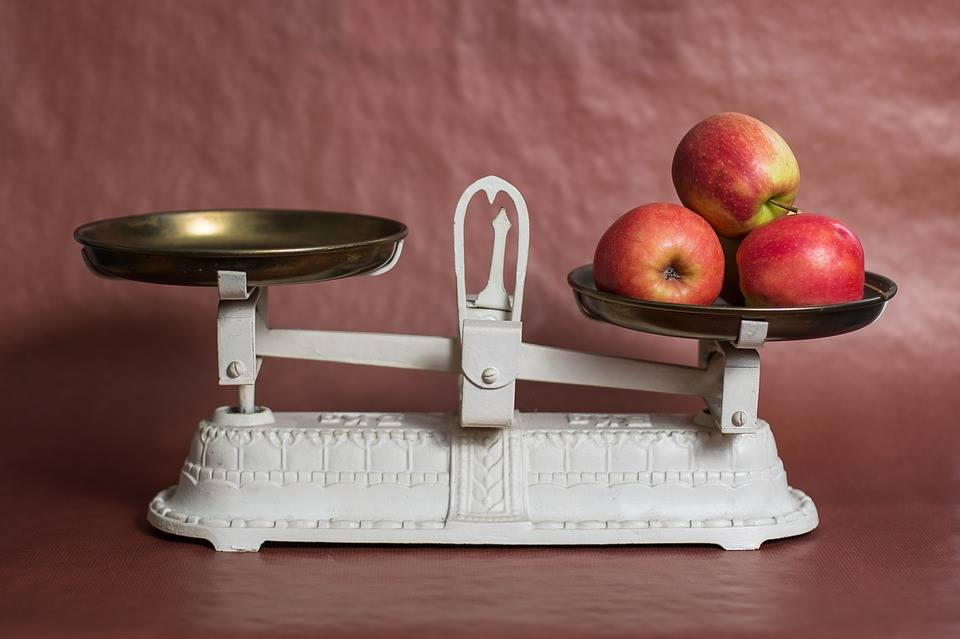 Pommes balance