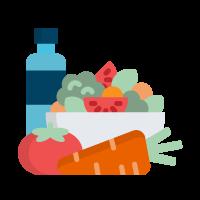 pictogramme-symbolisant-alimentation-equilibree